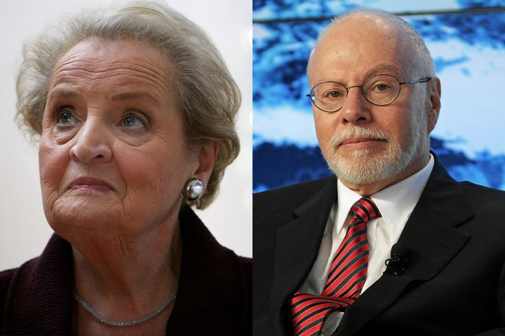 """Vulture"" investor, Paul Singer, has tapped Madeline Albright's firm to help secure his payoff from the cash-strapped Argentine government.  Paul Singer has picked up some major political muscle to press his case in the long-running debt battle with Argentina. The billionaire hedge-fund mogul has hired the consulting firm of former Secr...  [Must be a special place in hell for Albright, she's part of the problem!  Not only is she NOT a feminist, she promotes banksters, of course she does!]"
