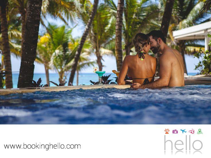 VIAJES DE LUNA DE MIEL. En Booking Hello te proponemos un viaje a las mejores playas de República Dominicana, disfrutando de nuestros packs all inclusive, ideales si desean tener el mejor servicio, habitaciones, comidas y bebidas en Catalonia Hotels & Resorts y así, relajarse en un verdadero paraíso. Te invitamos a visitar www.bookinghello.com, para conocer los packs y destinos que harán de tu luna de miel, una experiencia inigualable. #lunademielenelcaribe