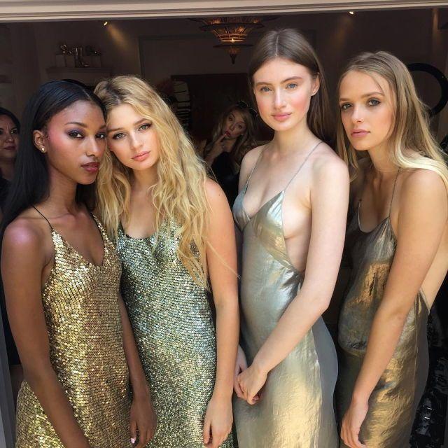 Beautiful ladies, clothing & makeup.          @AdelineLeeuw