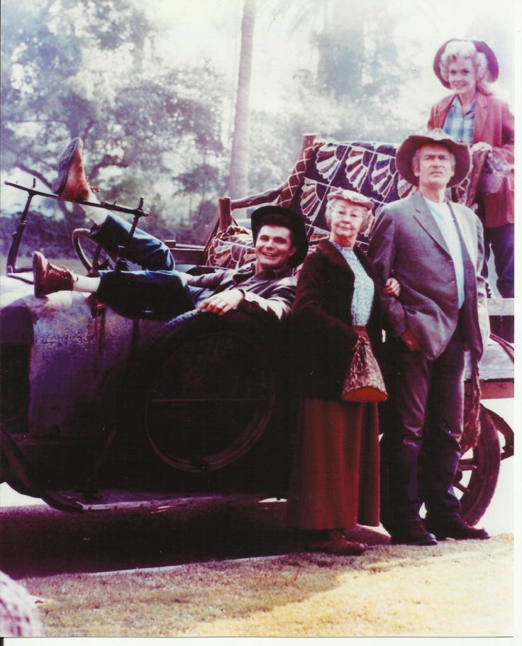 11 Best Hillbillies TV Show Characters Images On Pinterest