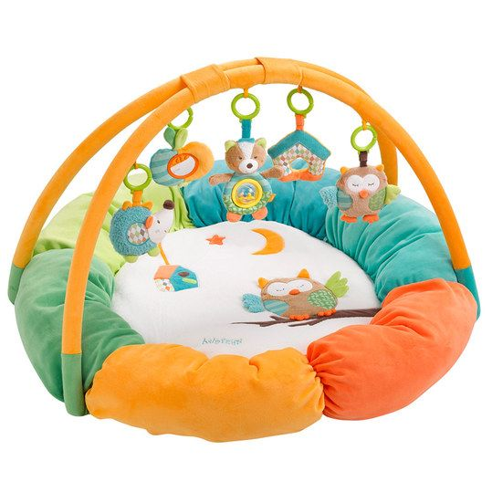 Baby Fehn 3d Activity Nest Sleeping Forest Spielzeug