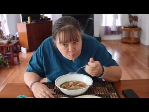 Eat With Me, Muk bang, Lunch, Shrimp Ramen Noodles 먹방