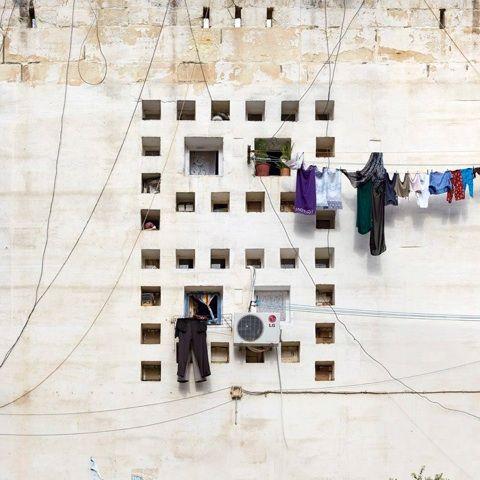 STEPHANE COUTURIER -ALGER Alger - Cité « Climat de France » - F5 - 02 - 2013