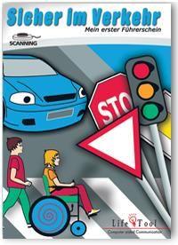 Mein erster Führerschein. Kennen lernen von wichtigen Fahrzeugen, Verkehrszeichen und Verhaltensregeln. Auto- Lernspiele zum  richtigen und zeitgerechten Reagieren im  Straßenverkehr.