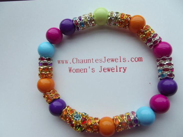 Fun Bracelet by Jewelryonthego