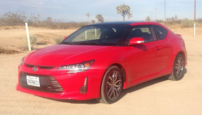 2014 Scion tC: An FR-S for the Practical People [Review]