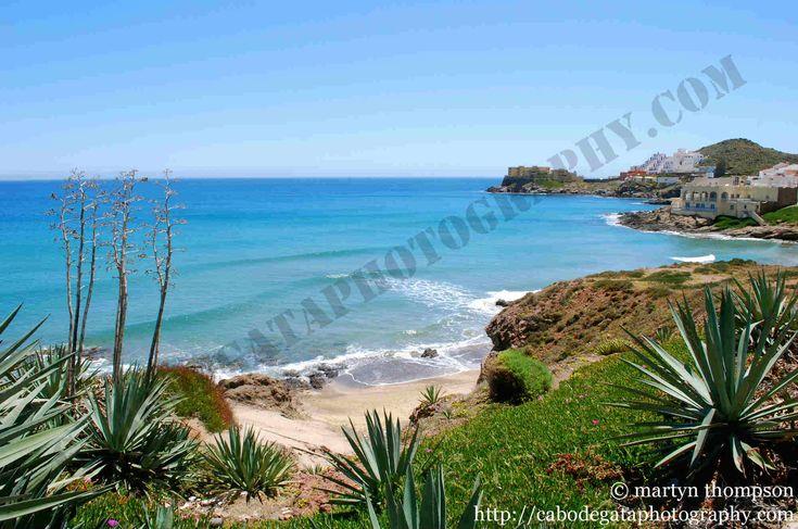 San Jose Almeria, Spain (Cabo de Gata Natural Park)