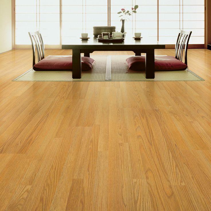 Kraus Cameo Chatham Oak Laminate #GRFlooring #laminate #flooring #naturallook  #light