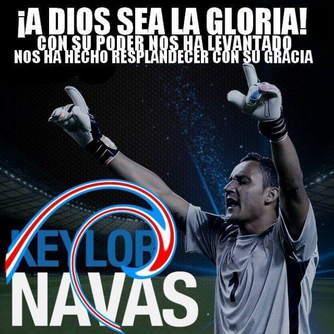 Con memes también se festeja el fichaje de Navas en el Real Madrid | Crhoy.com