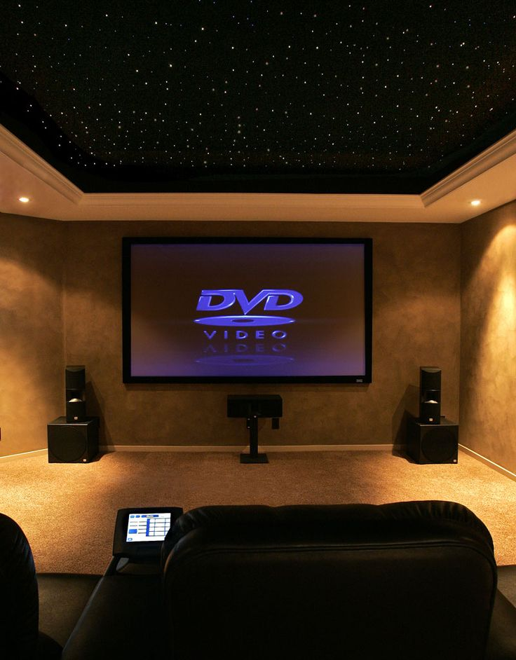 A Home Theater Or Home Theatre Is A Theater Built In A Home, Designed To