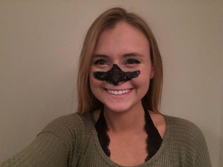 I Tried a DIY Charcoal Nose Peel and I'm Shook | http://www.hercampus.com/school/jmu/i-tried-diy-charcoal-nose-peel-and-im-shook