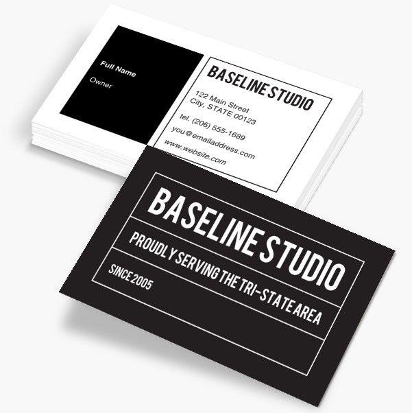 Arts Entertainment Business Cards