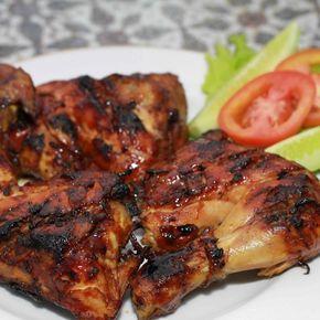 Resep Ayam Bakar Kecap Lezato - persembahan dari Kecap Bango