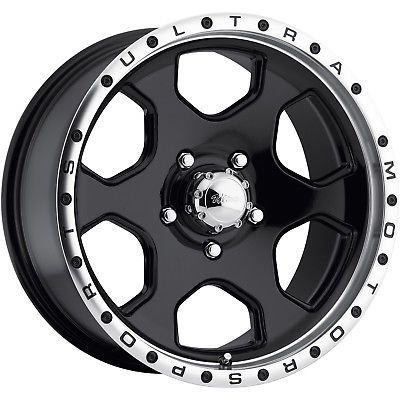 16x8 Black Ultra Rogue 175 5x4.5 10 Wheels Nitto Terra Grappler 285/75/16 Tires