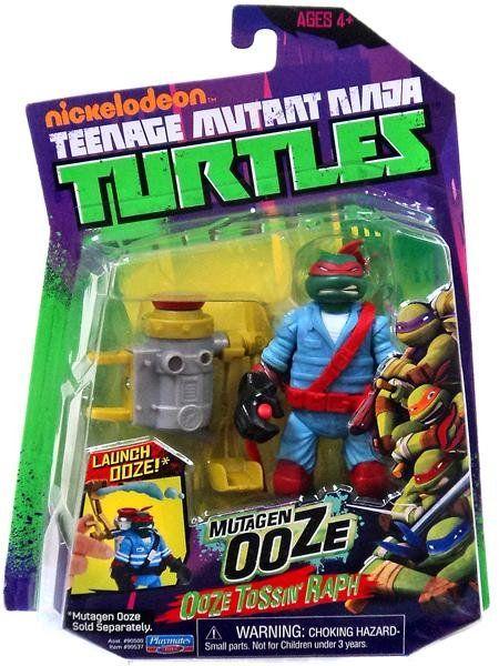 Teenage Mutant Ninja Turtles - Ooze Tossin' Raph    Teenage Mutant Ninja Turtles, Nickelodeon Teenage Mutant Ninja Turtles www.detoyboys.nl