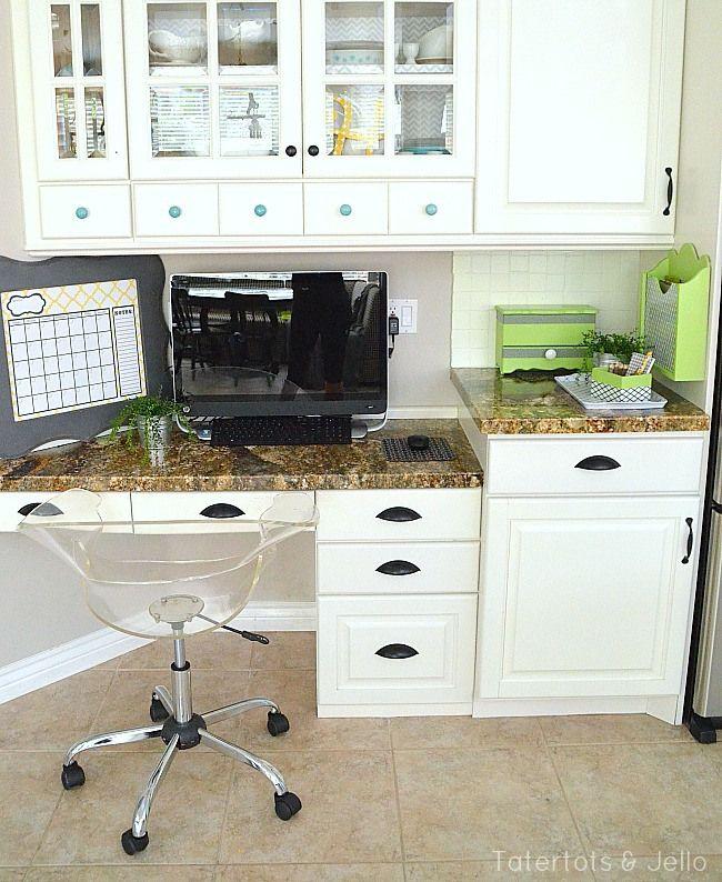 Kitchen Command Center: :::Organize & Clean!:::