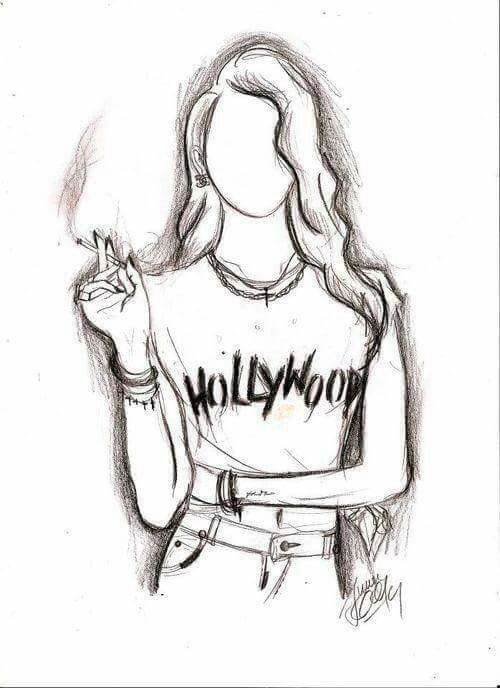 Imagen De Hollywood, Drawing, And Art