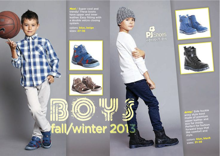 Boys fall/ winter shoes
