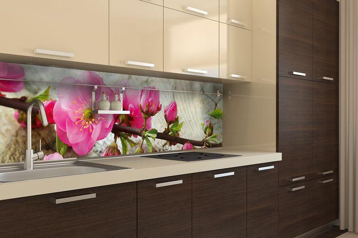 Fototapeta do kuchyne s kvetmi | DIMEX