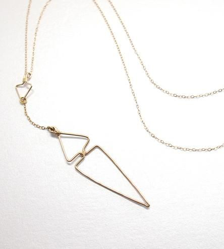 Valiant Gold Necklace