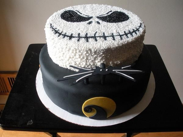 I found 'Jack Skellington Cake' on Wish, check it out!