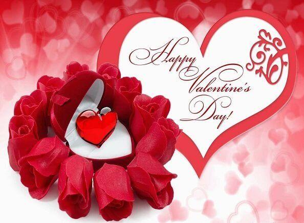 135 best happy valentines day images on pinterest happy valentine romantic image
