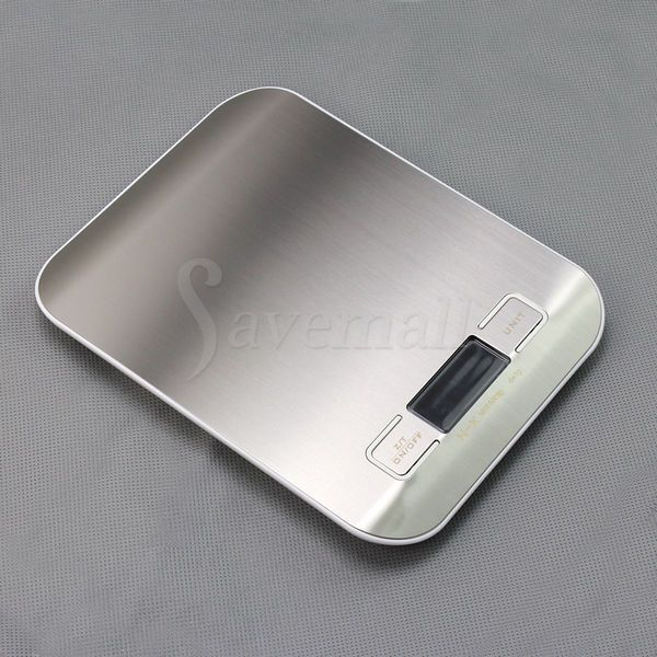 Diet Food 5Kg/1G Digital Lcd Electronic Kitchen Household Weighing Kitchen Scale