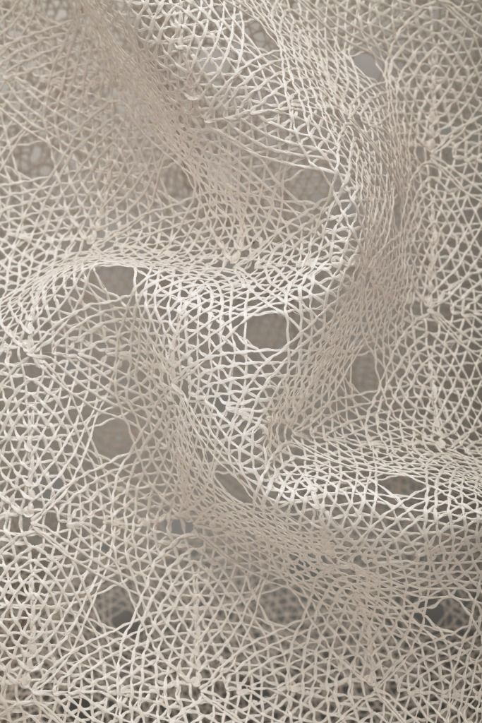 Lace is back, and we'll see an impressive array of net, tulles, laser cuts and interpretations of the motif that moves lace out of grandma's trunk and into the contemporary arena on your windows. See more window fashion trends at www.design-confidential.com
