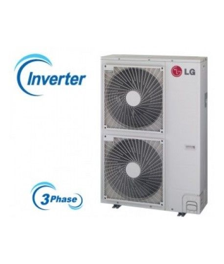 Unitate externă LG FM49AH inverter, 48000 BTU, trifazic, clasa A