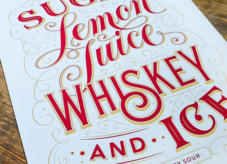 Drink Posters – Tobias Saul