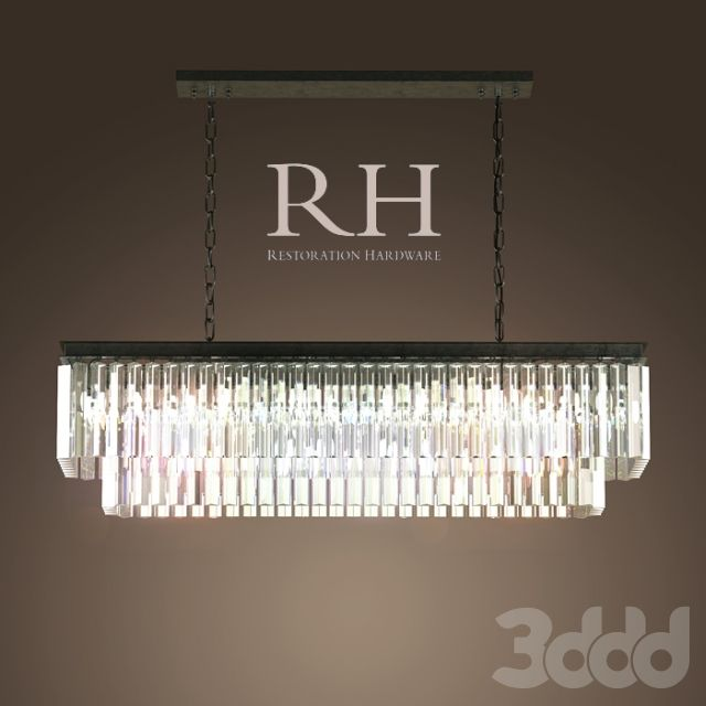 Best 25+ Rectangular chandelier ideas on Pinterest ...