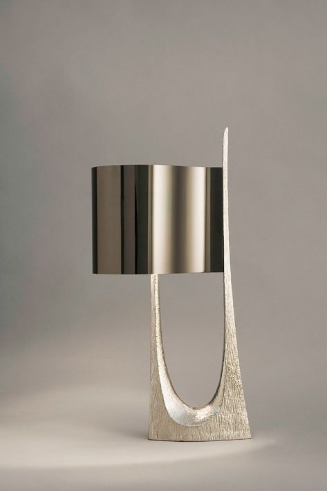 bronze table lamp with shade   Visit www.contemporarylighting.eu for more inspiring images and decor inspiration