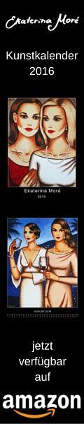 Kunstkalender 2016 von Ekaterina Moré