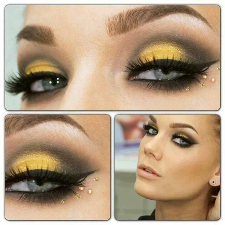 Wedding Makeup Tips For Small Eyes : Face Jewels. Wedding ideas Pinterest Face Jewels ...
