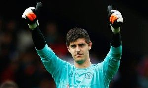 This interview with Thibaut Courtois appears to suggest hes staying at Chelsea (Video)