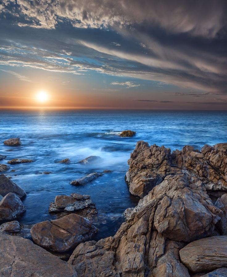 Whale rock, South Australia