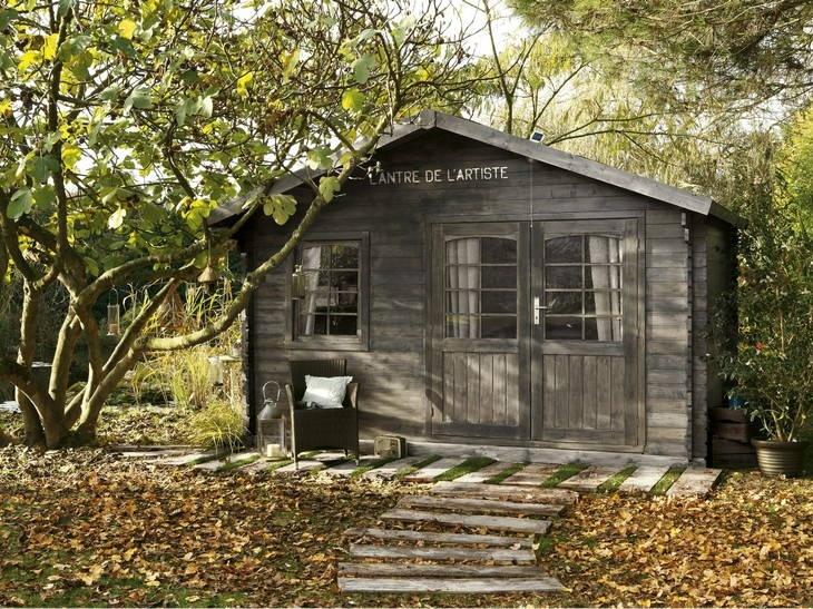 80 Best Abris Et Garages De Jardin Images On Pinterest   Garage