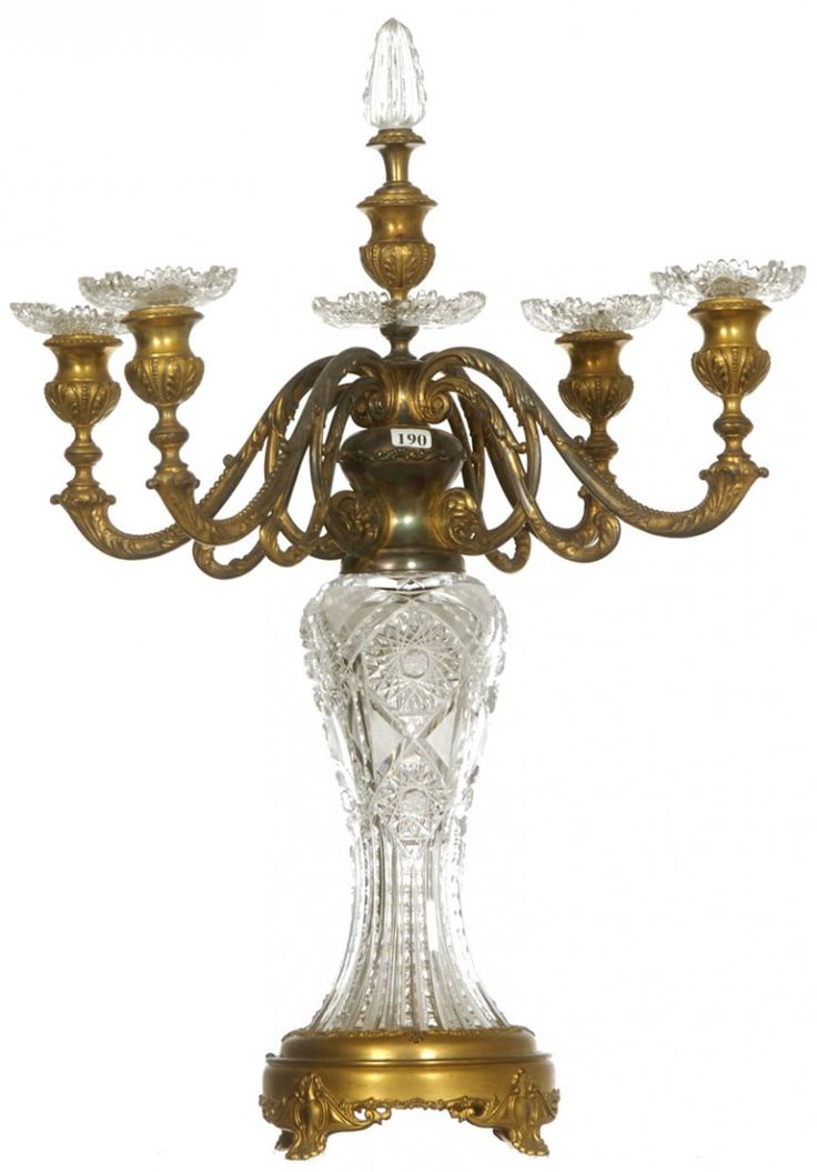 71 Best Candelabra Images On Pinterest Chandeliers Cut