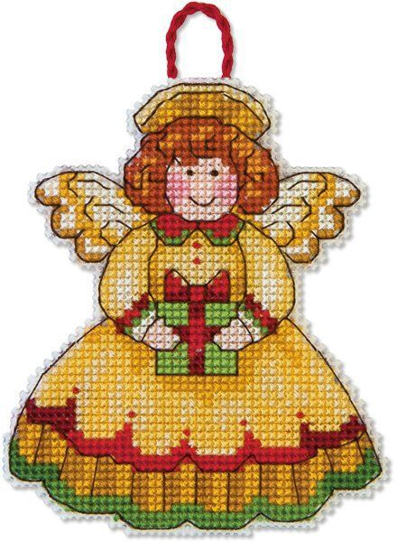 Más de 1000 ideas sobre Cross Stitch Angels en Pinterest | Punto De