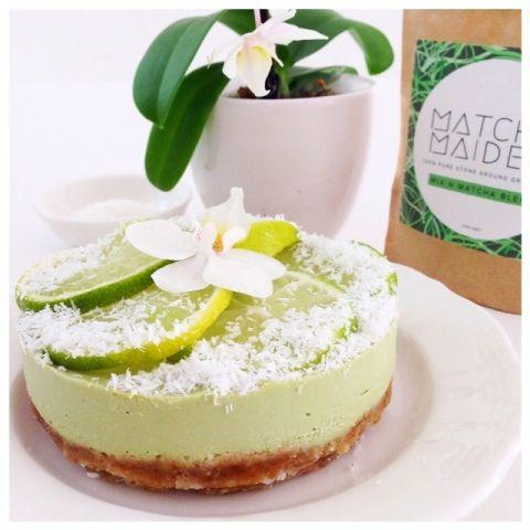 Matcha Maiden | Organic Green Tea #Matcha Powder | Lemon Lime Matcha ...