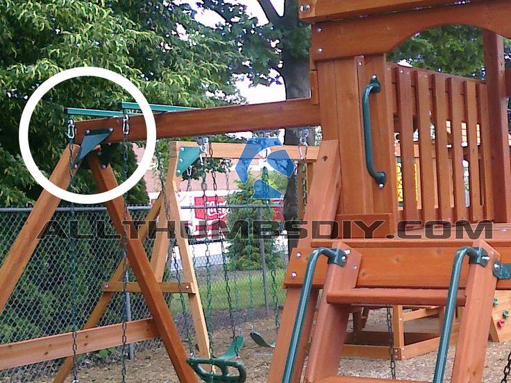 how i built my own backyard swing set u2013 part 1