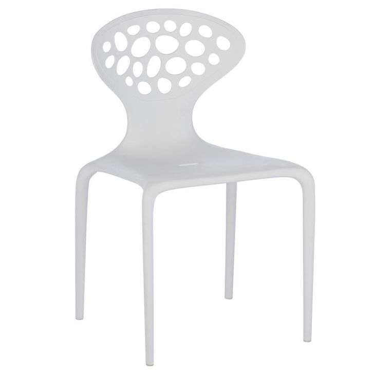 Compre Cadeira Supernatural Branca e pague em até 12x sem juros. Na Mobly a sua compra é rápida e segura. Confira!