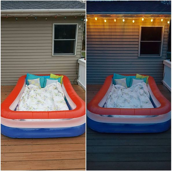 Pool Fun Hacks You Have to Try This Summer