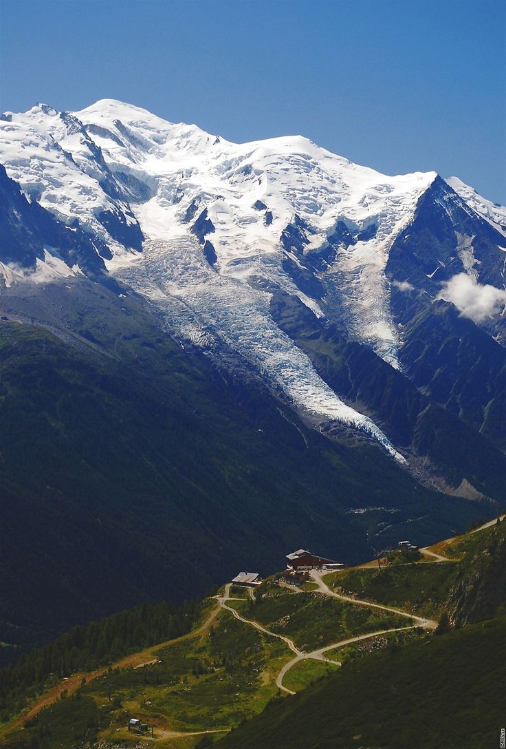 *Tour du Mont Blanc through France, Italy, and Switzerland