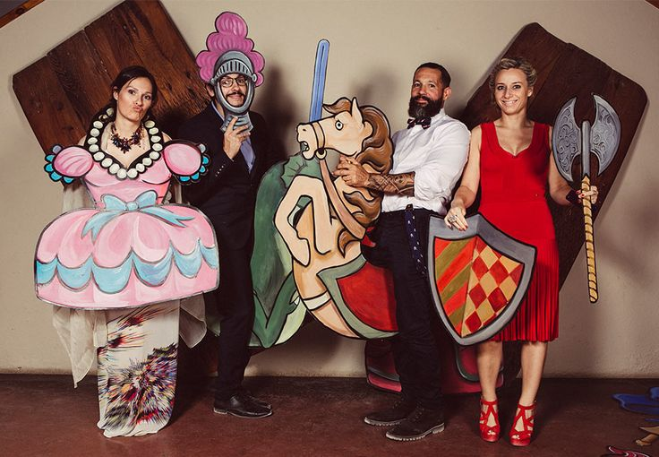 Photocall medieval by fandi