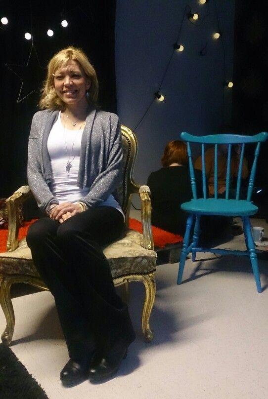 Minna Hämäläinen Mivalor -yrityksestä kertomassa yritysten kansainvälistymisestä.