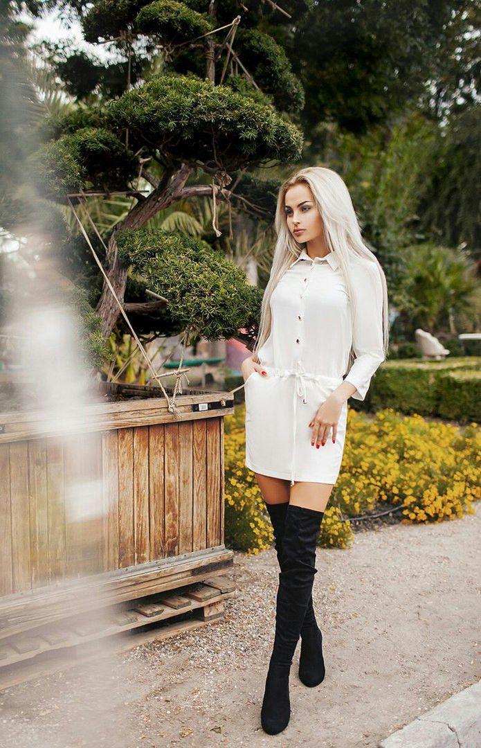 """Стильное платье-рубашка : продажа, цена в Одессе. платья женские от """"Интернет-магазин стильной одежды """"x04y"""""""" - 476060050"""