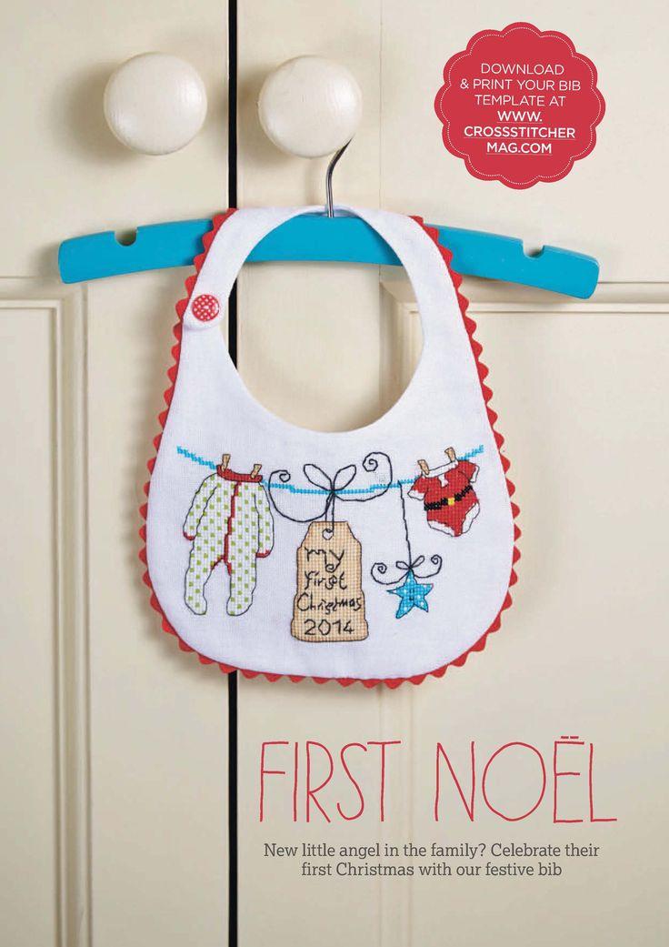 TP First Noel by Lucie Heaton  CrossStitcher Issue 286 Zinio