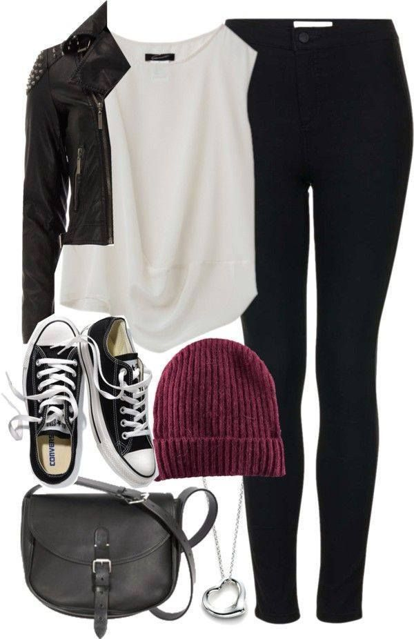 #fall #winter #outfit #style