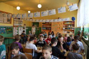 I Szachowe Mistrzostwa Szkoły Podstawowej w Jaworzynie Śląskiej, 27.05.2013
